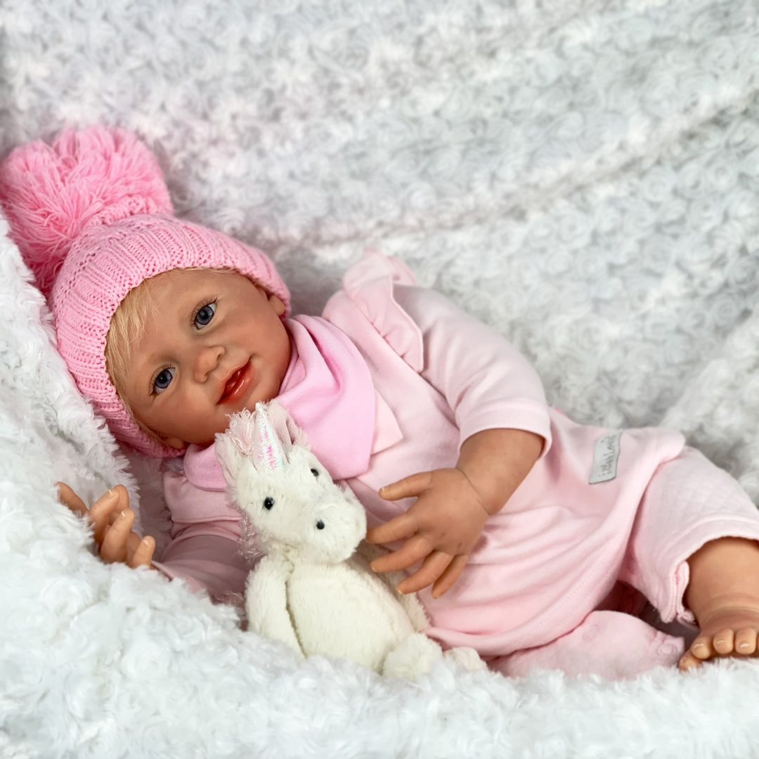 Bethany Reborn Baby Doll Mary Shortle