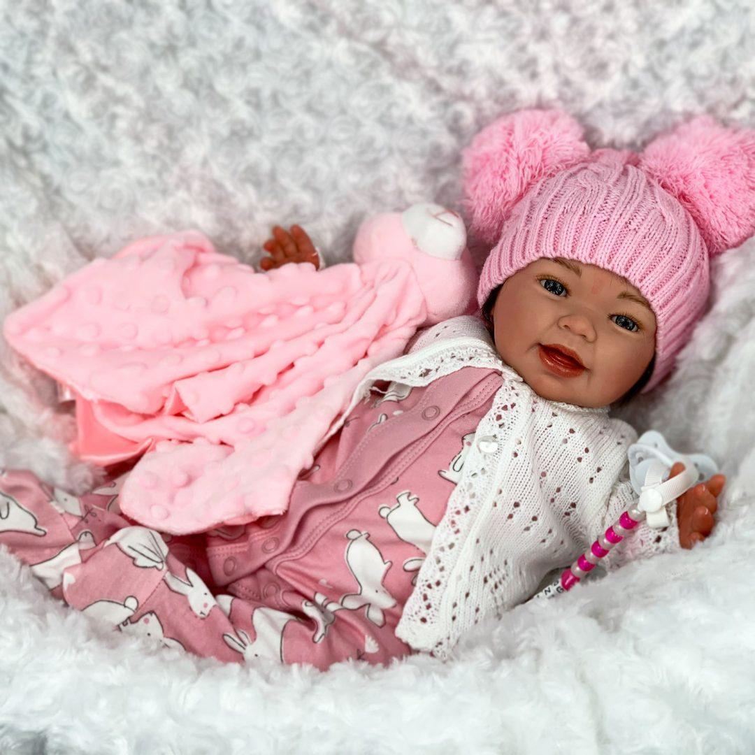 Chloe Brunette Girl Reborn Mary Shortle