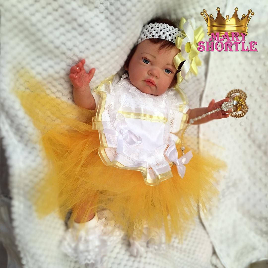 Princess Buttercup Reborn Mary Shortle