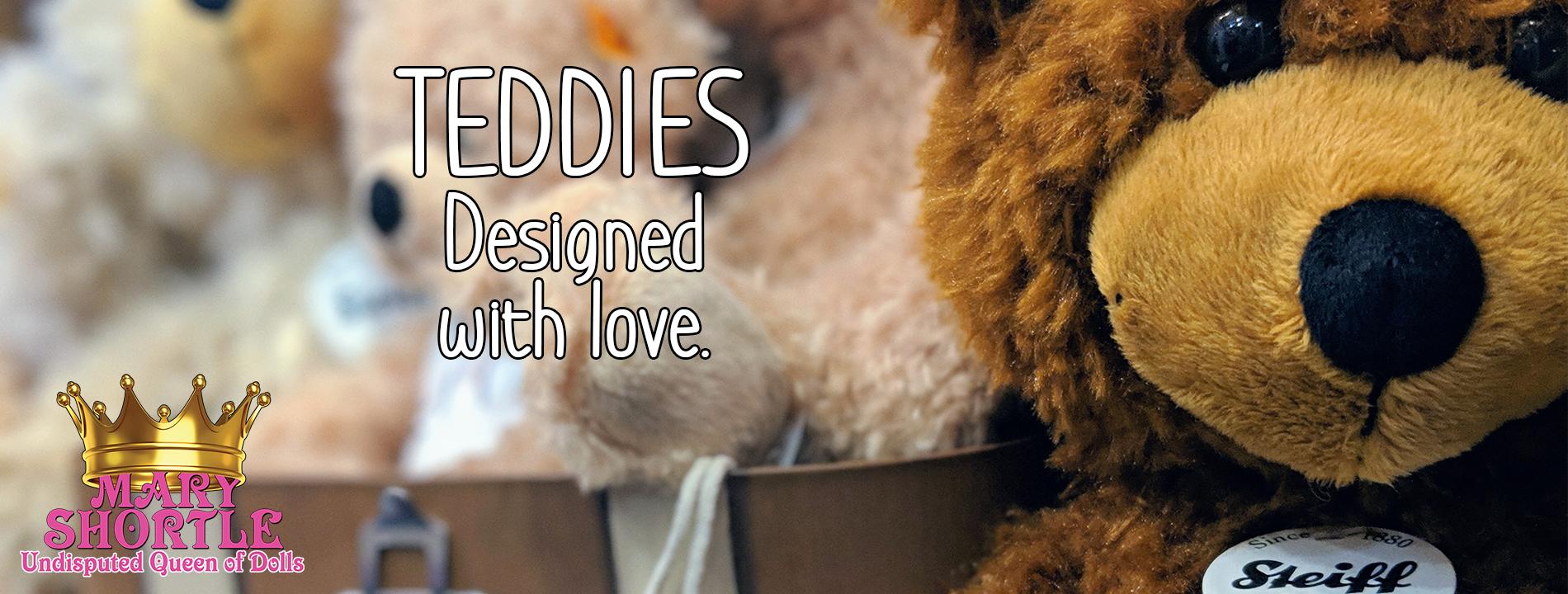 teddy slider
