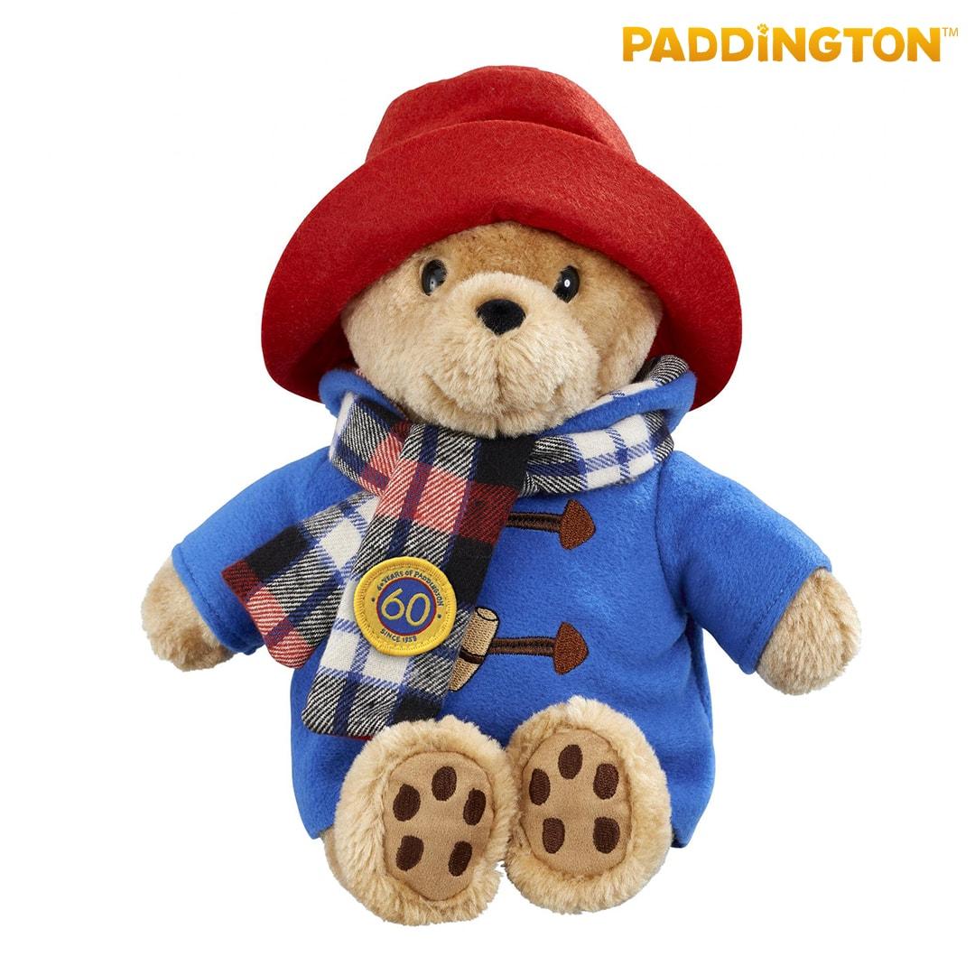 Anniversary Cuddly Paddington Bear Mary Shortle