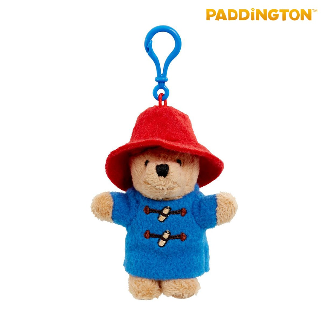 Classic Paddington Bear Key Chain Mary Shortle