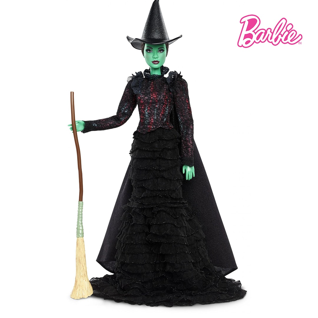 Wicked Elphaba Barbie® Doll Mary Shortle