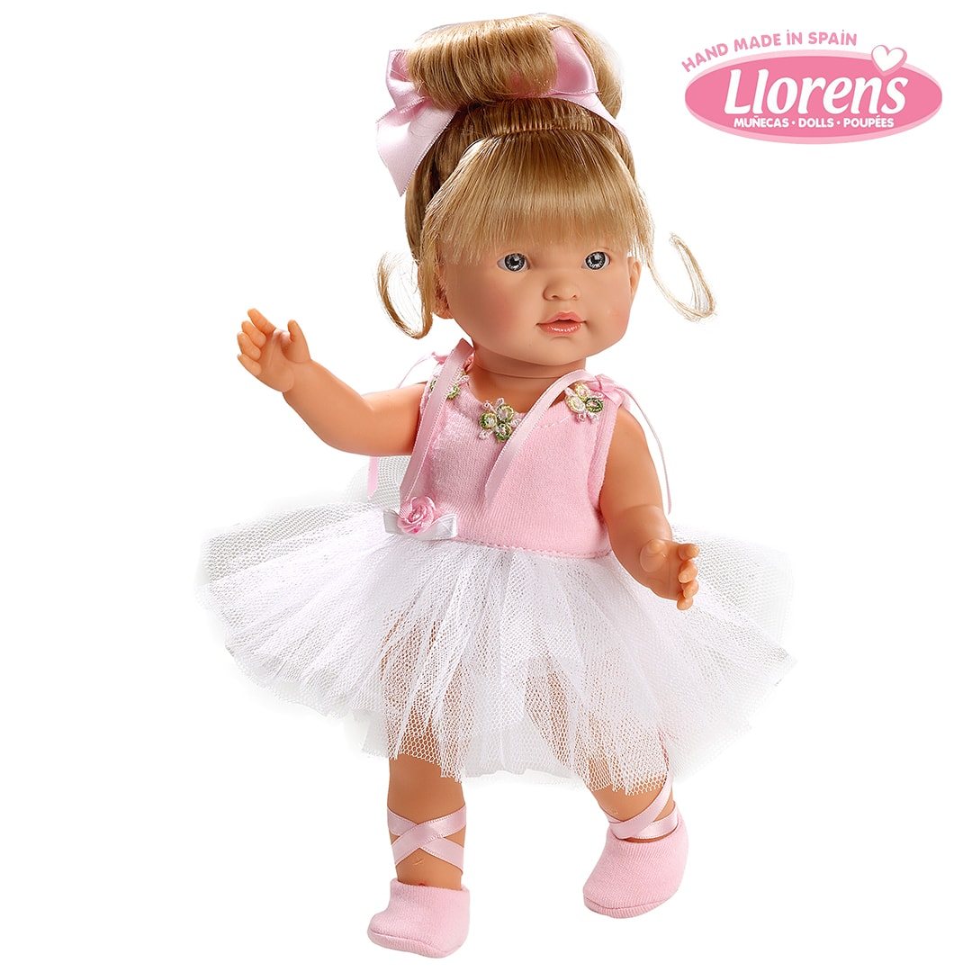 Aurora Play Doll Llorens Mary Shortle