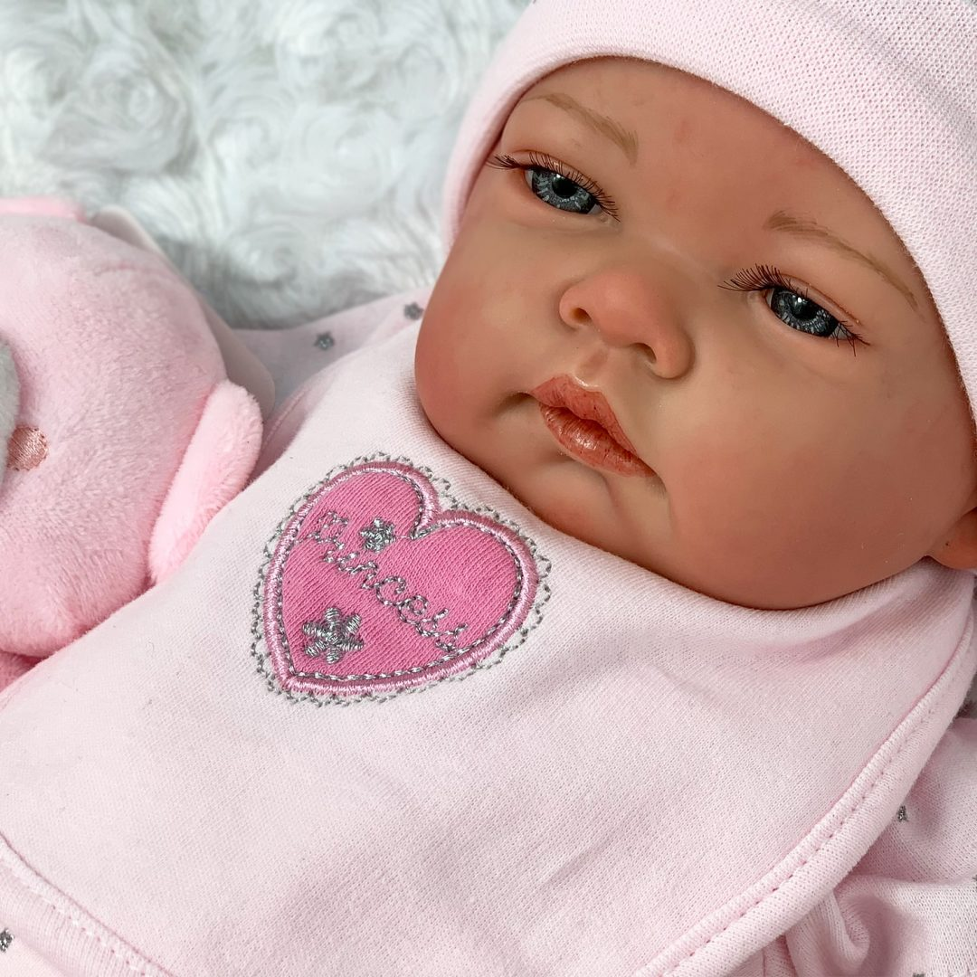 Serena Reborn Girl Doll Mary Shortle