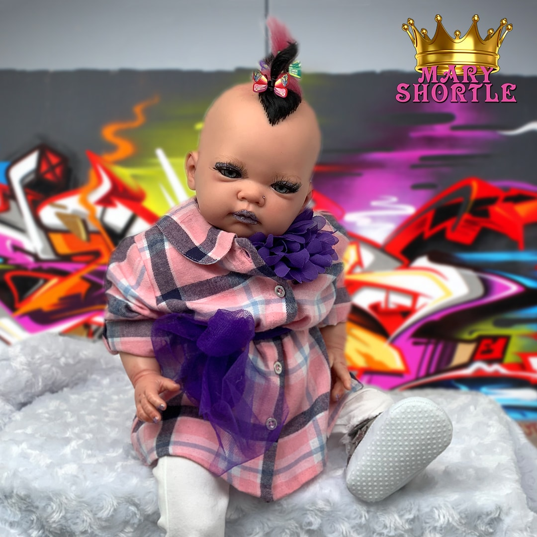 Iggy Reborn Lil Punkz Mary Shortle