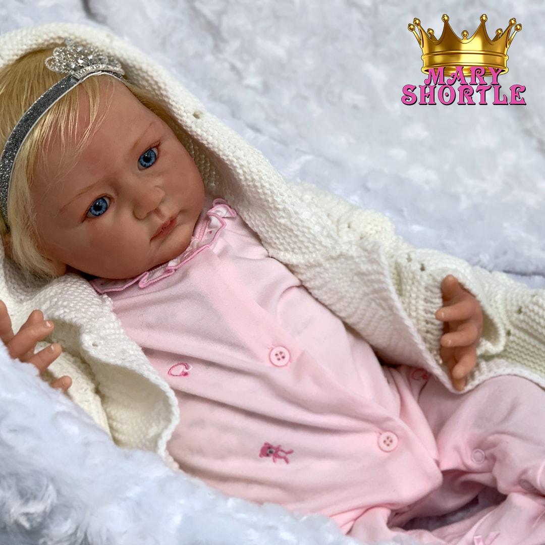 Rosa Reborn Mary Shortle