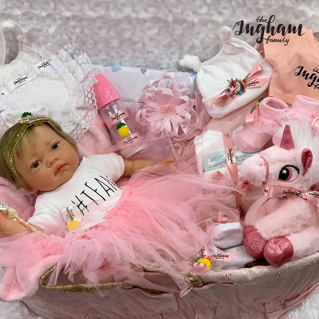 Avia Platinum Hamper Reborn The Ingham Family Mary Shortle