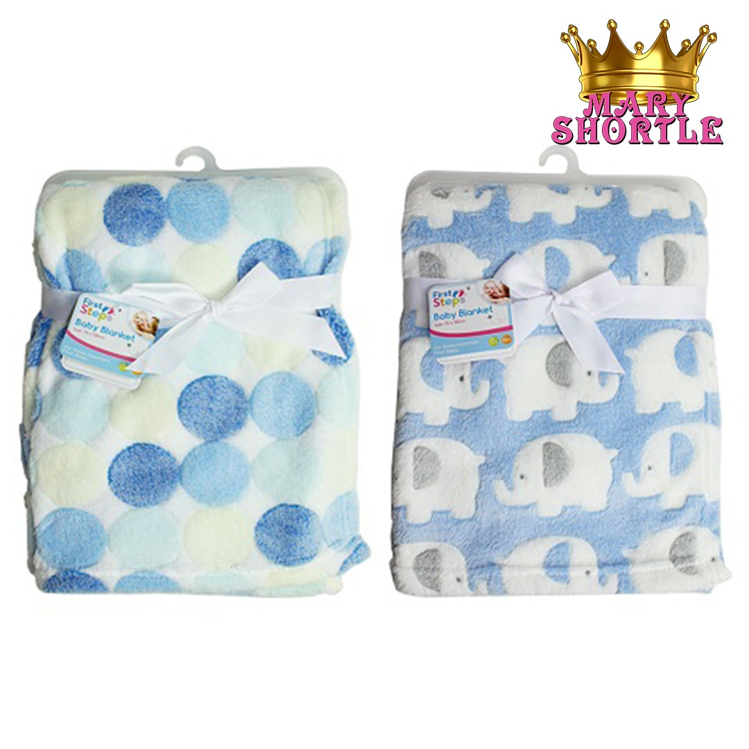 Boys Blanket Mary Shortle