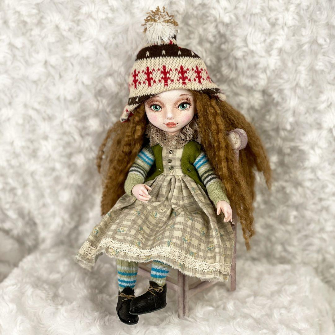 Sybille Artist Dolls By Anna-min