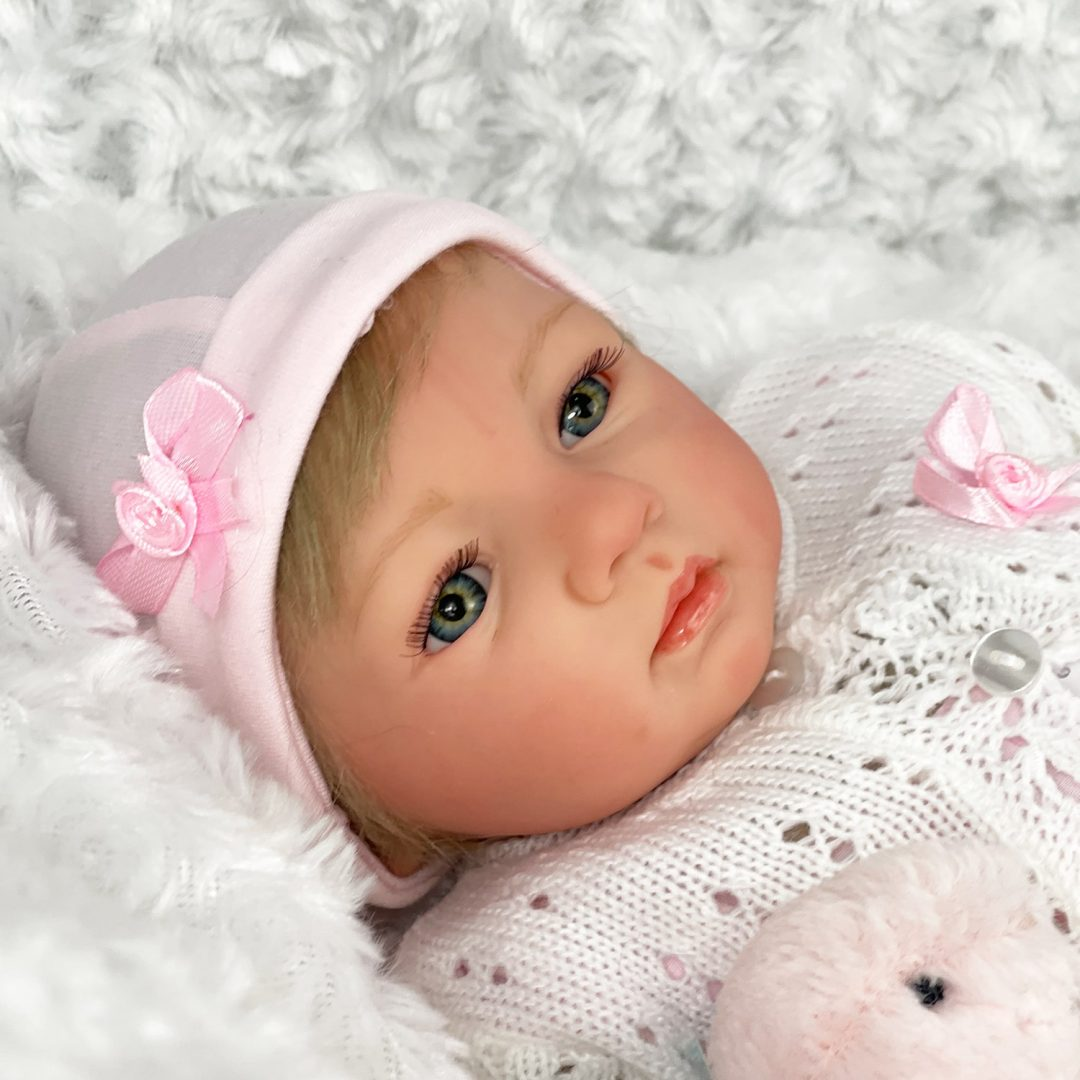 Pippi Reborn Baby Doll Mary Shortle 1-min
