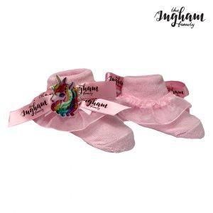 The Ingham Family Unicorn Socks