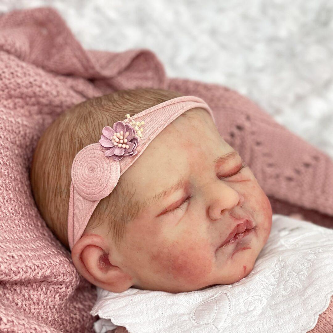 Valentina Full Bodied Silicone Baby2-min