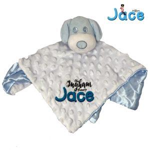 Jace Ingham The Ingham Family Baby Comforter