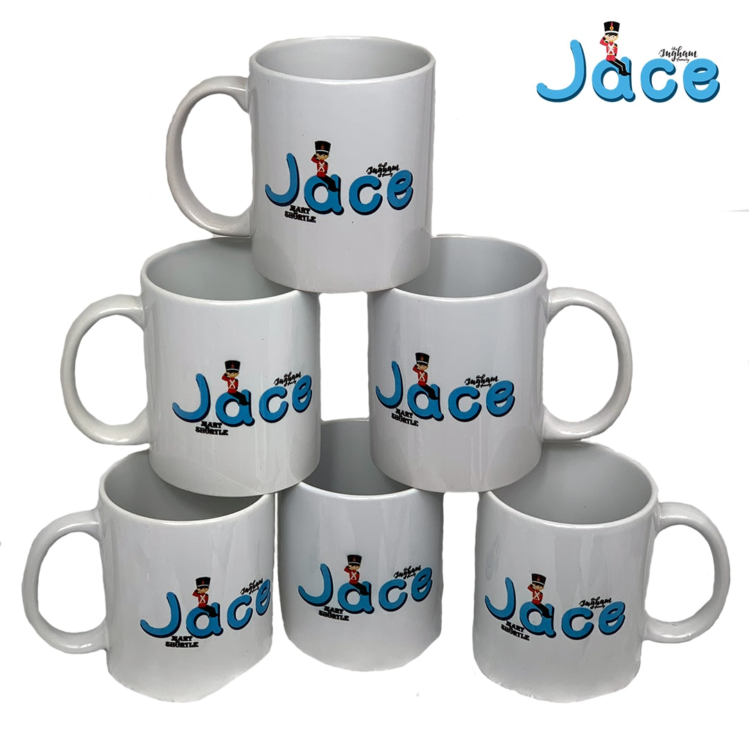 Jace Mug The Ingham Family Mary Shortle