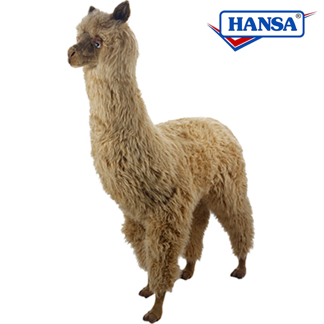 Hansa Alpaca Lifesize Mary Shortle