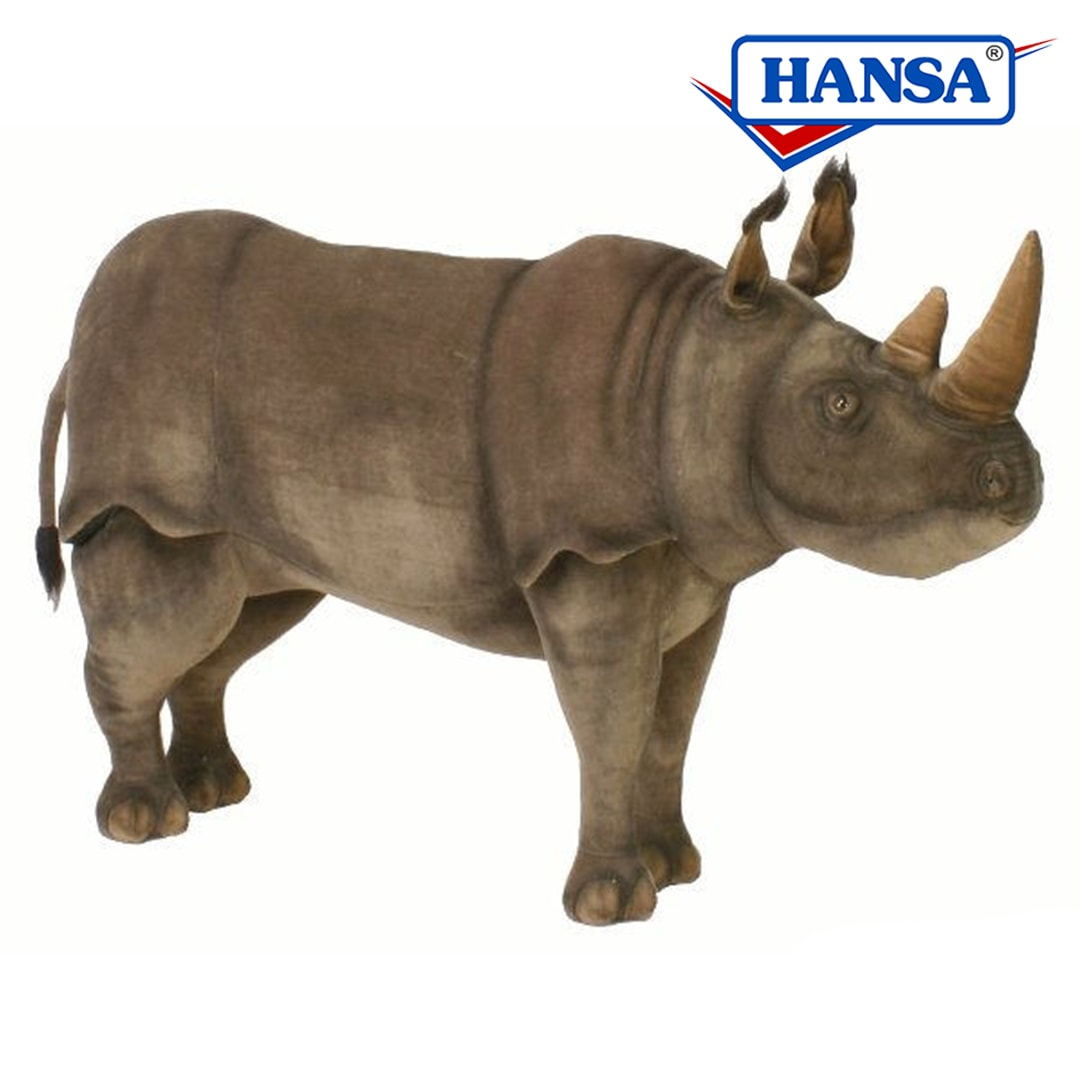 Hansa Rhino Lifesize Mary Shortle