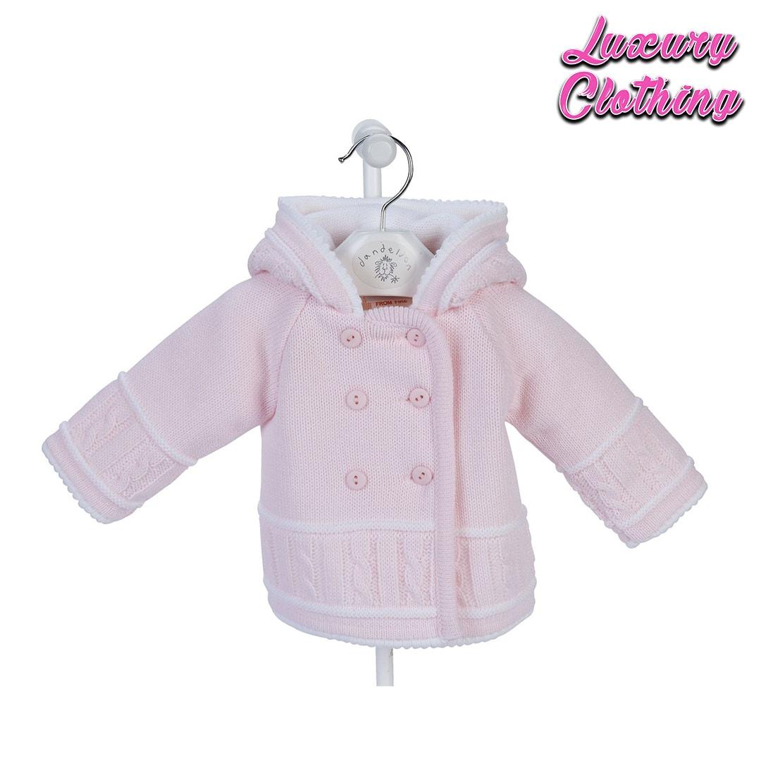 Knitted Baby Jacket Luxury Clothing Mary Shortle