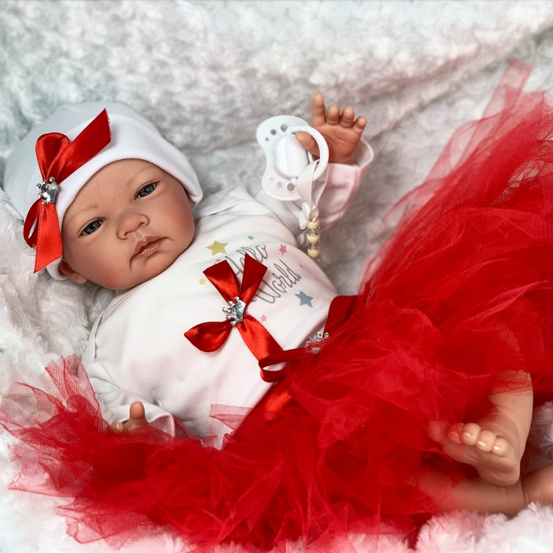 Hollie Reborn Mary Shortle