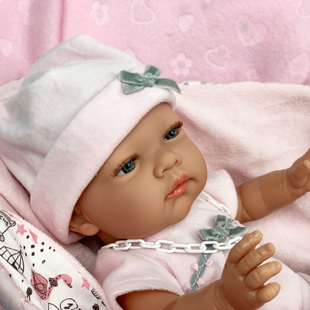 Julia Llorens Hamper Girl Play Doll Mary Shortle