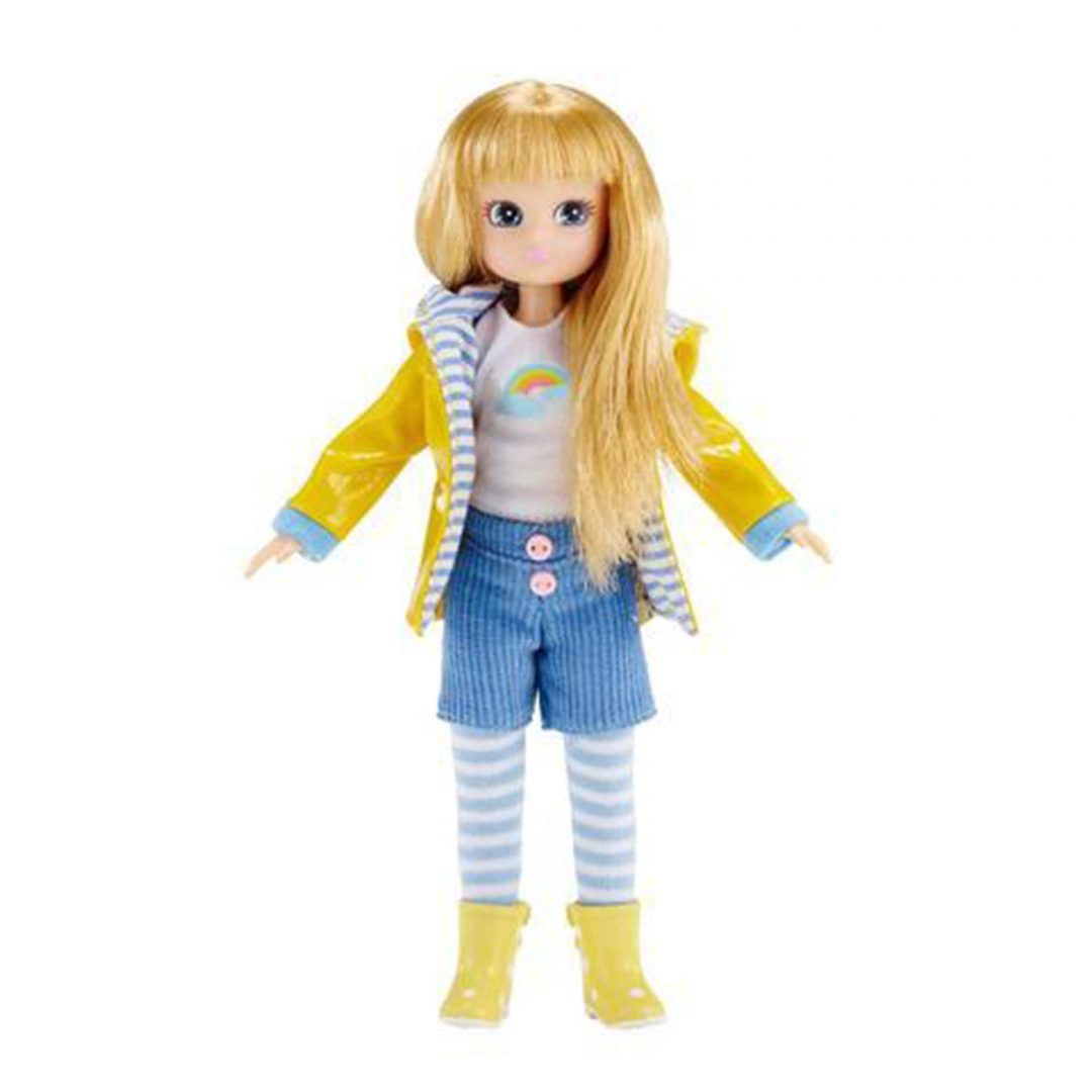 Lottie Muddy Puddles Doll Mary Shortle
