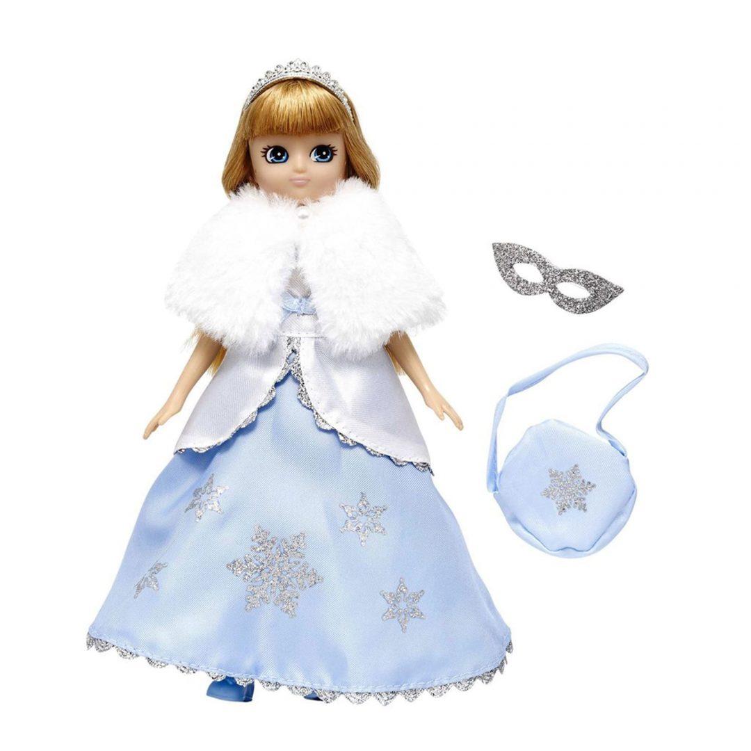 Lottie Snow Queen Doll Mary Shortle