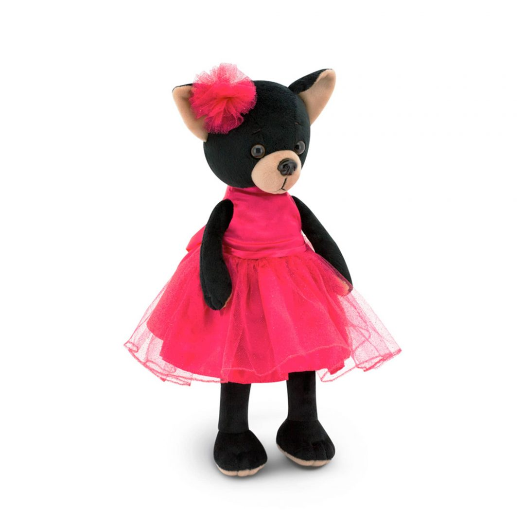Lucky Blacky Carmen Orange Toys Lucky Doggy Mary Shortle