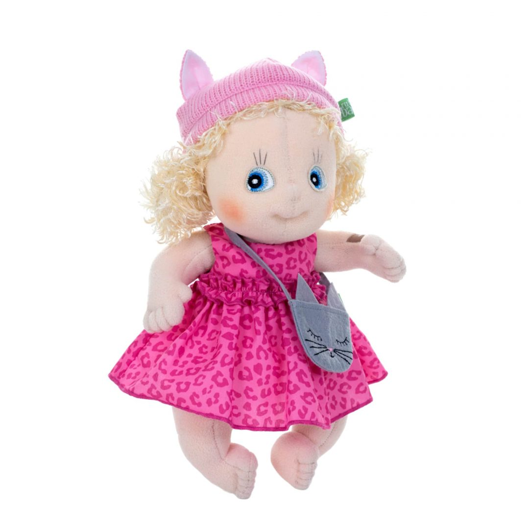 Rubens Barn Cutie Emelie Activity Doll Mary Shortle
