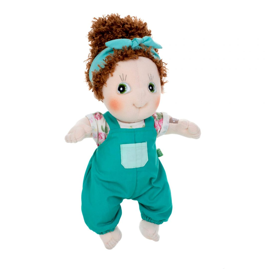 Rubens Barn Cutie Karin Activity Doll Mary Shortle