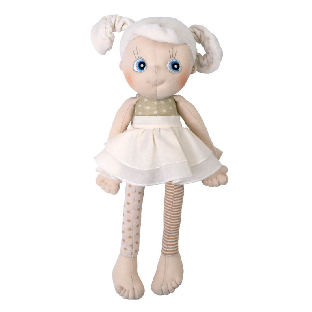 Rubens Barn Ecobuds Daisy Doll Mary Shortle