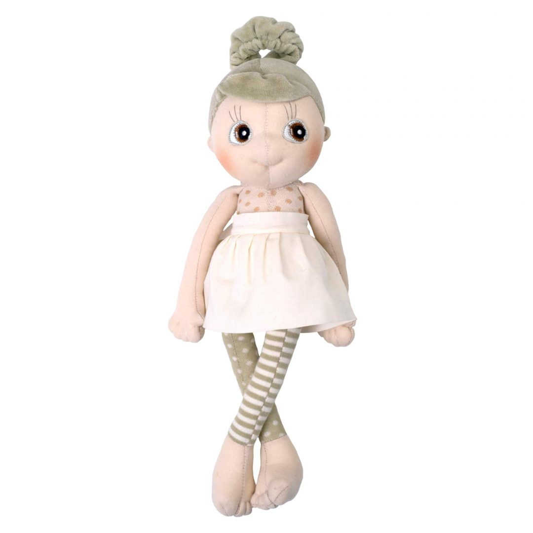 Rubens Barn Ecobuds Iris Doll Mary Shortle