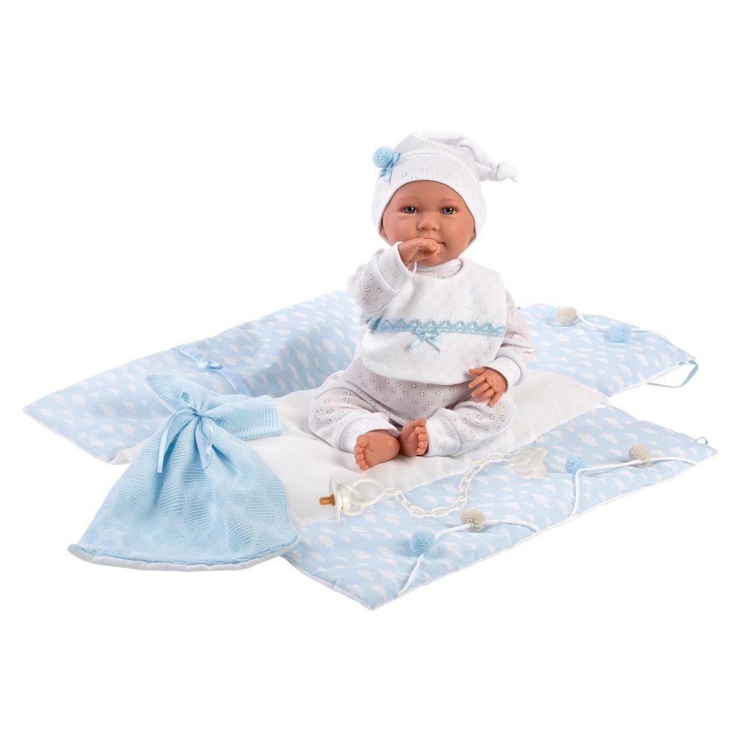 Benjamin Llorens Boy Play Doll Mary Shortle
