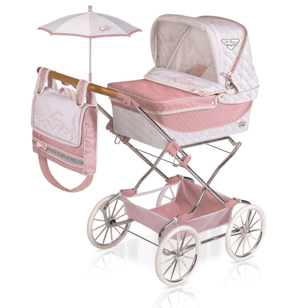 Decuevas Single Pink Pram Mary Shortle