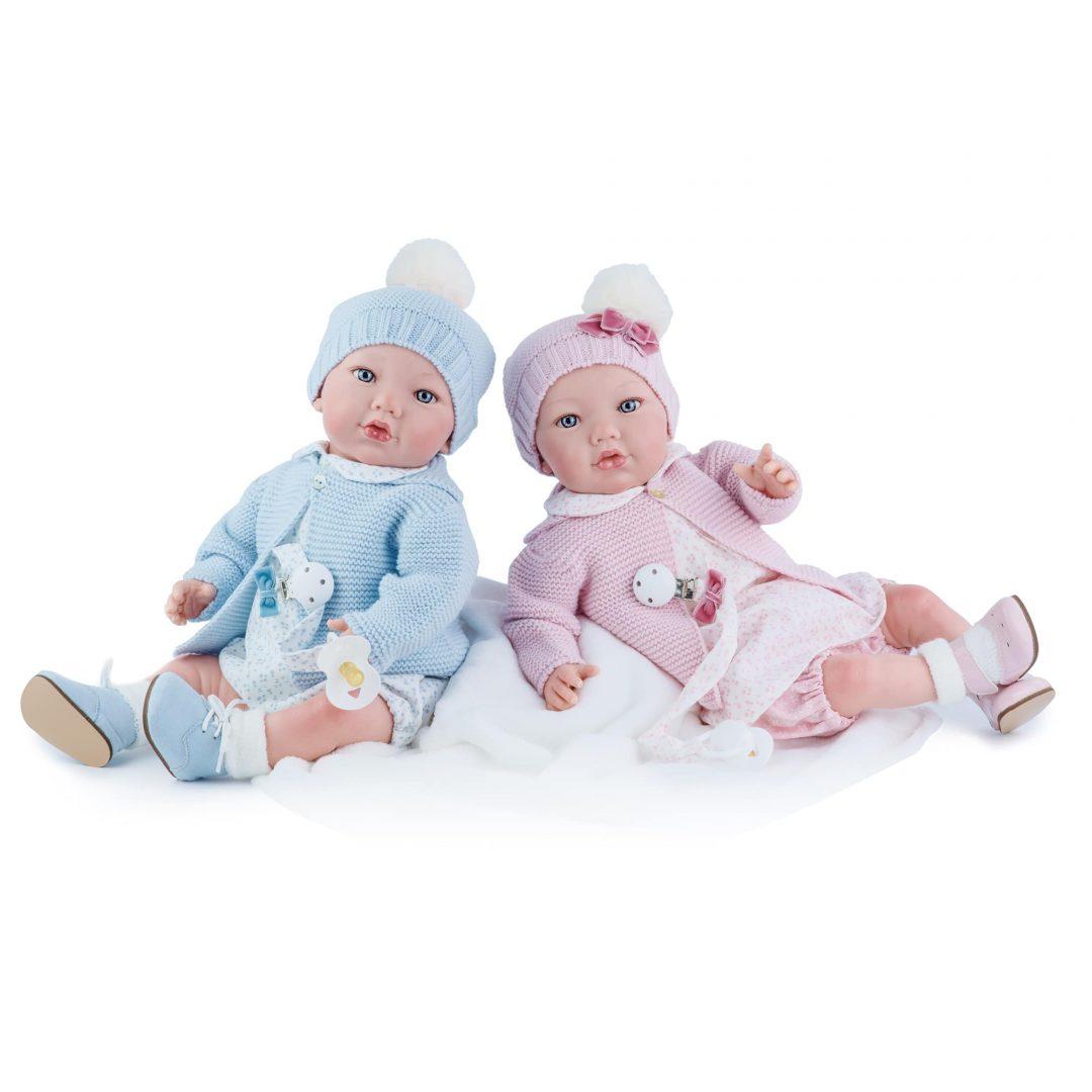 Freddie & Felicity Marina & Pau Play Doll Mary Shortle
