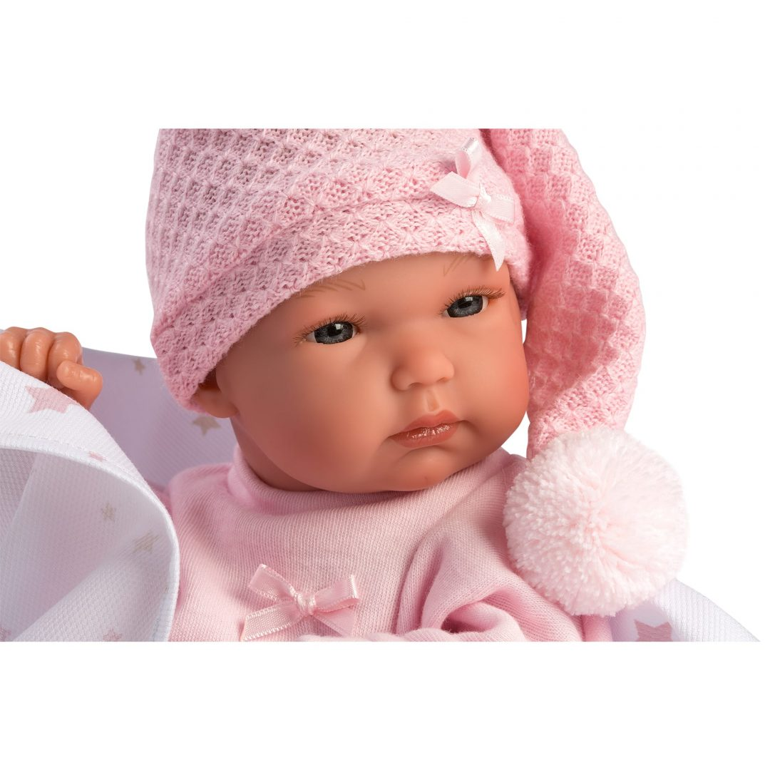 Harper Llorens Girl Play Doll Mary Shortle