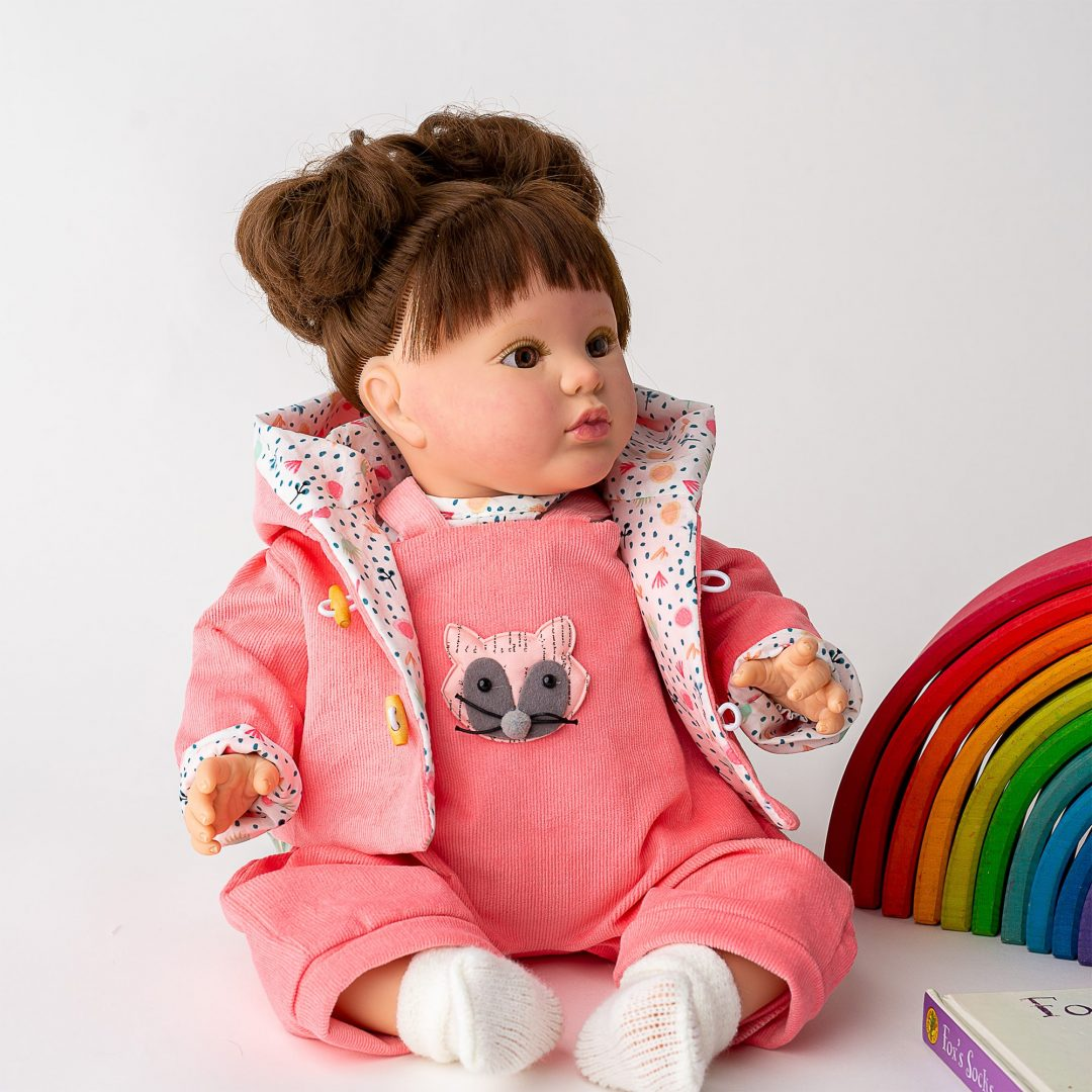 Lina Gabi Moon Girl Play Doll Mary Shortle