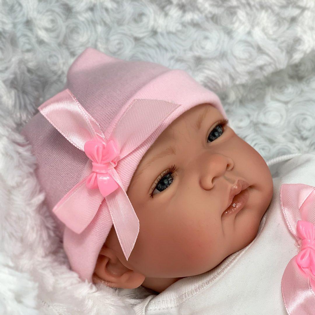 Mummy's little cherub Reborn Girl Mary Shortle