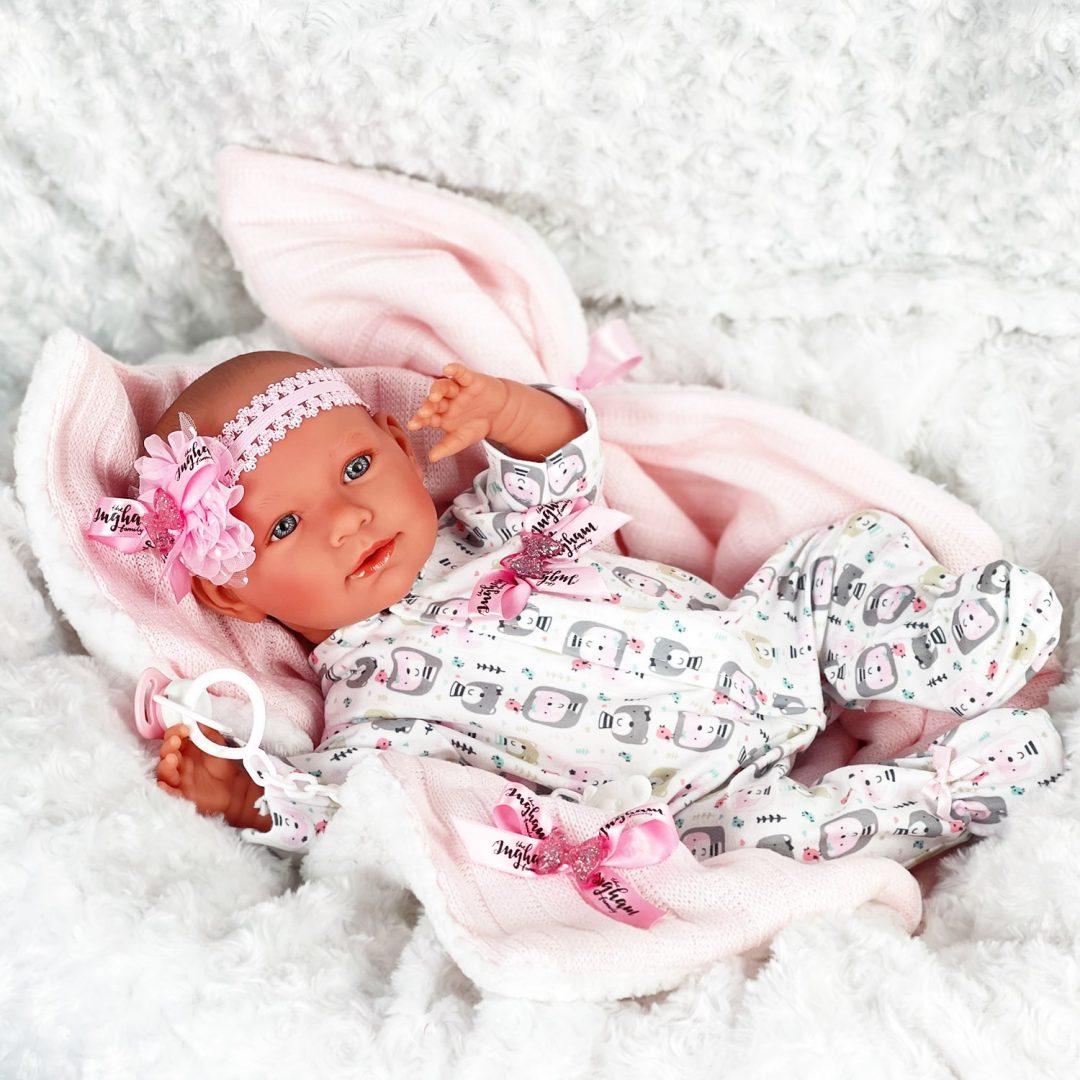 Poppy Baby Doll Mary Shortle 1-min
