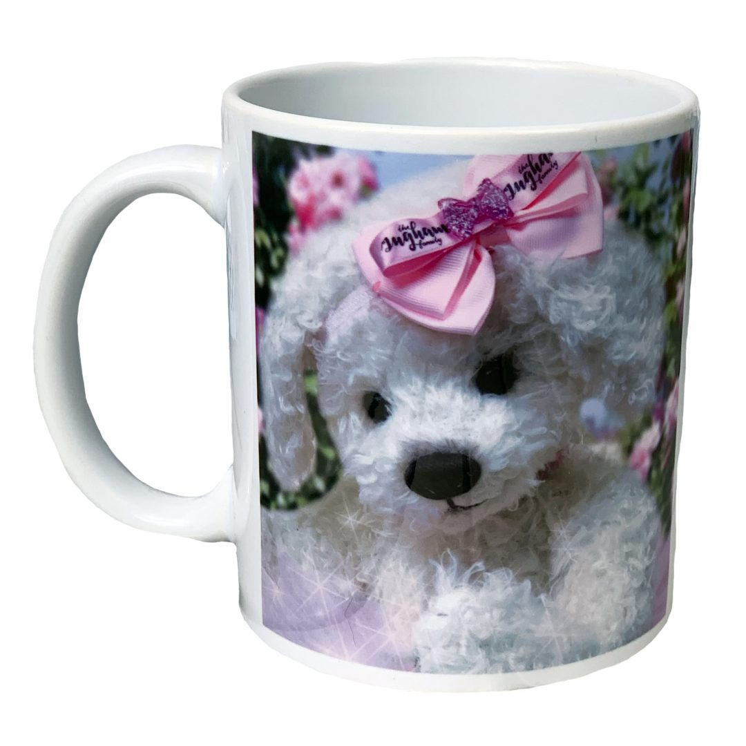 Prinny The Ingham Family Mug Mary Shortle