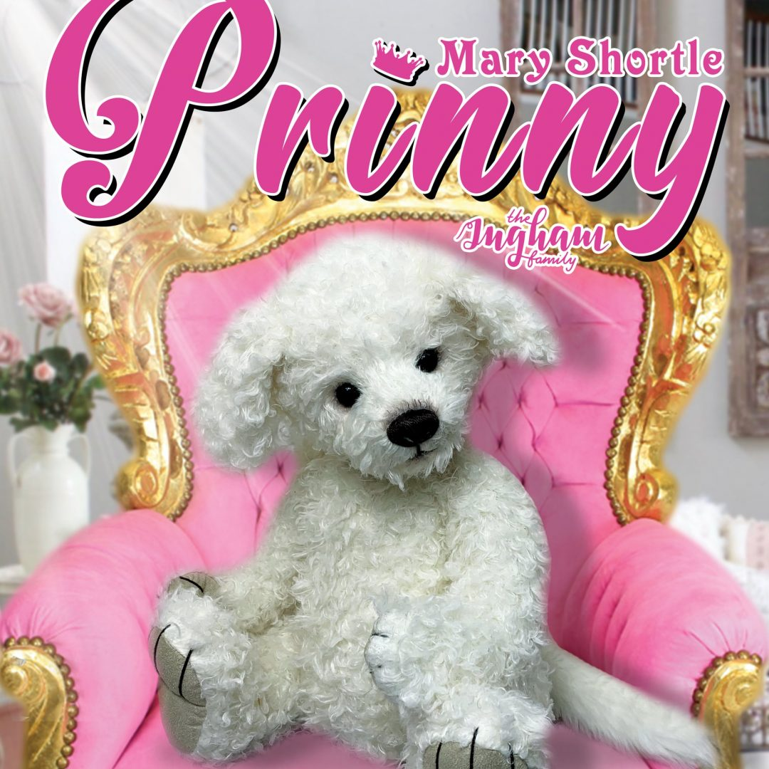 Prinny The Ingham Family Teddy Doll Mary Shortle
