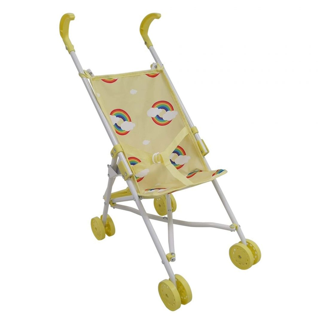 Roma Rupert Umbrella Dolls Buggy Lemon Mary Shortle