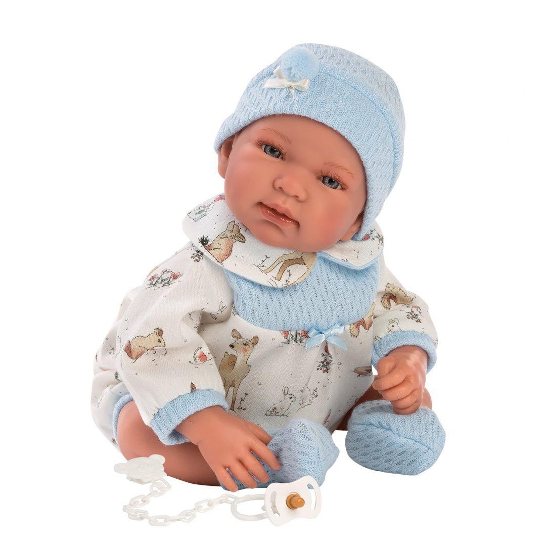 Sebastian Llorens Boy Play Doll Mary Shortle
