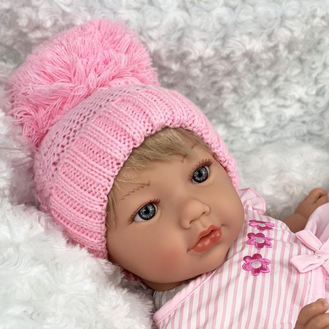 Summer-Mae Marina & Pau Baby Girl Doll Mary Shortle