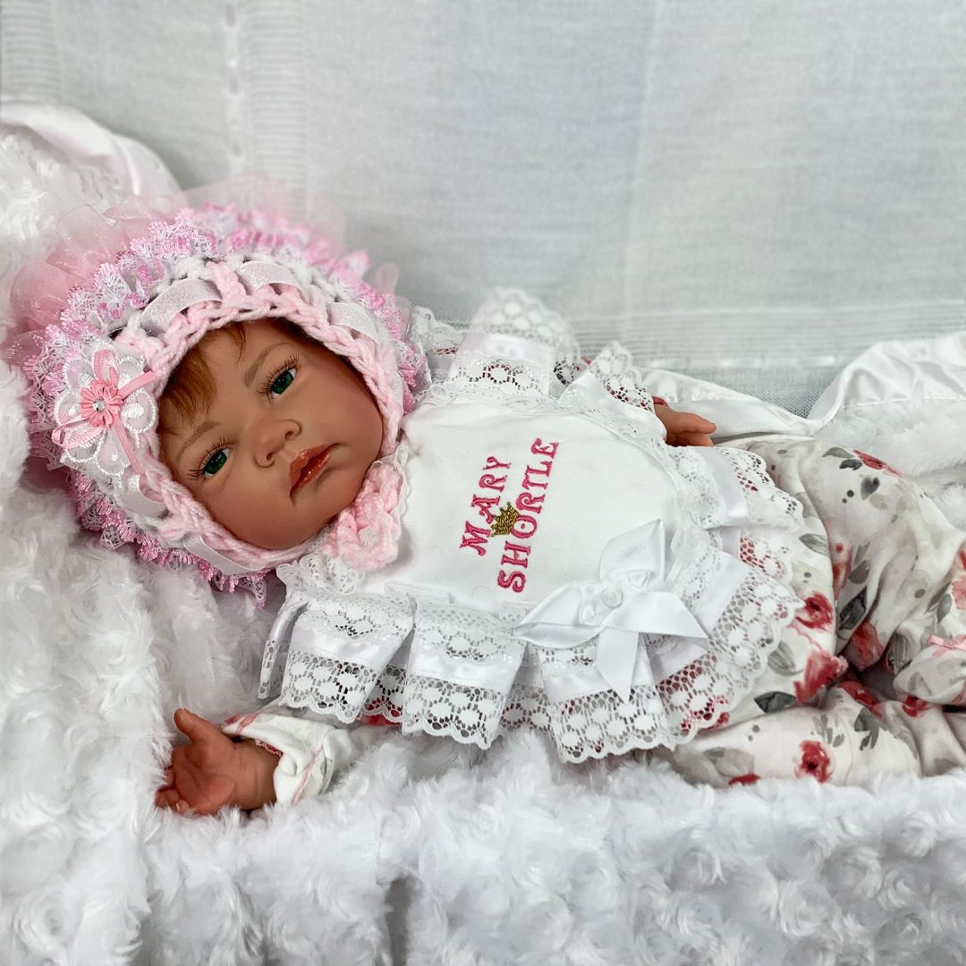 Auburn Sofia Reborn Mary Shortle
