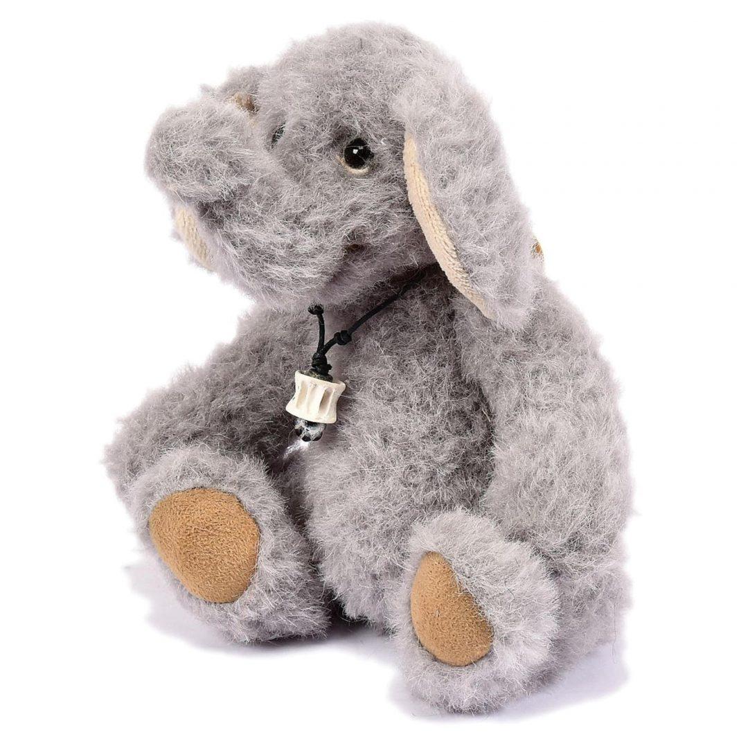 Charlie Bears Cornet Elephant Minimo Collection Teddy Bear Mary Shortle