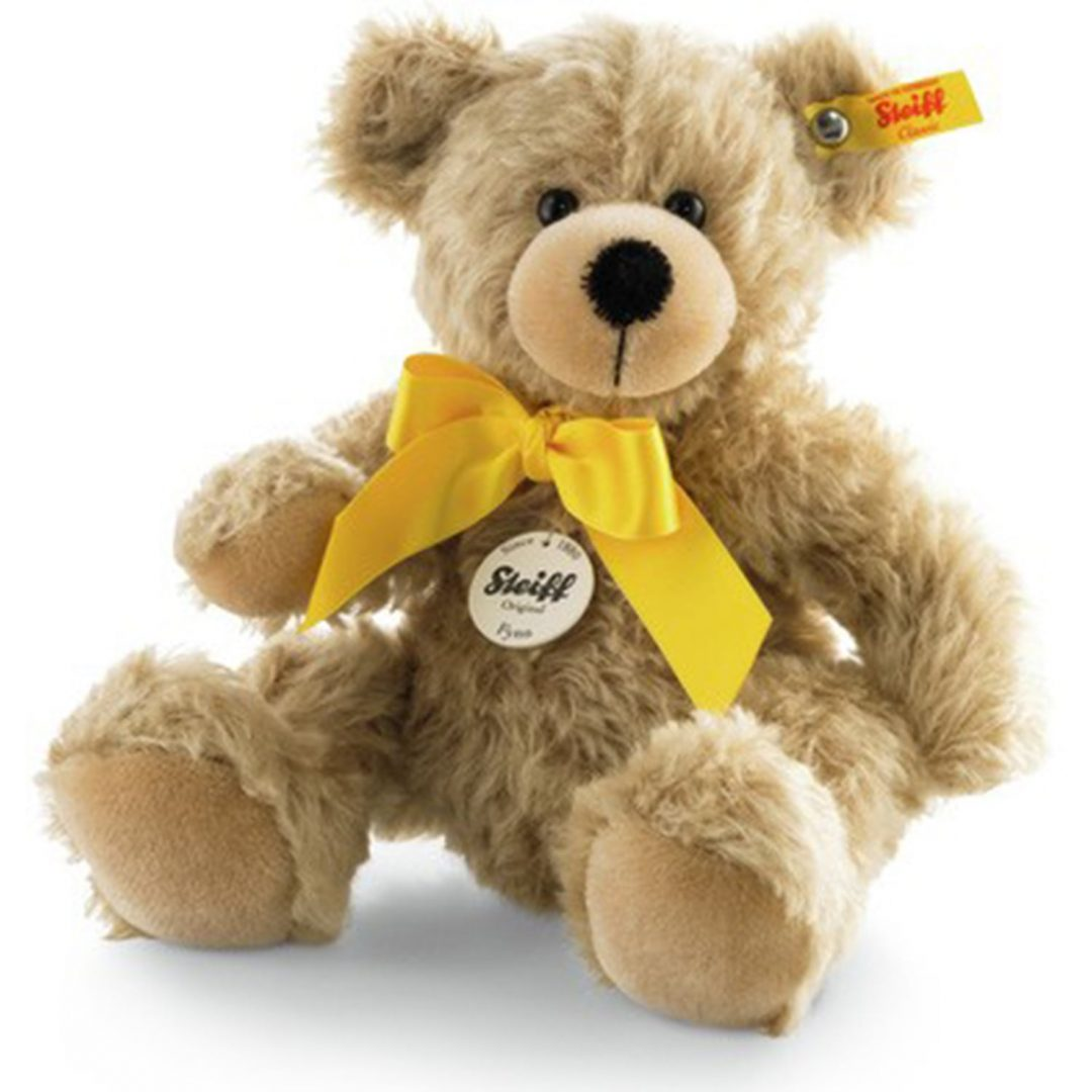 Fynn Mohair Teddy Bear Retired Steiff Mary Shortle