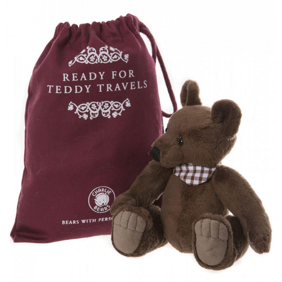 Gallivant Charlie Bears Teddy Mary Shortle