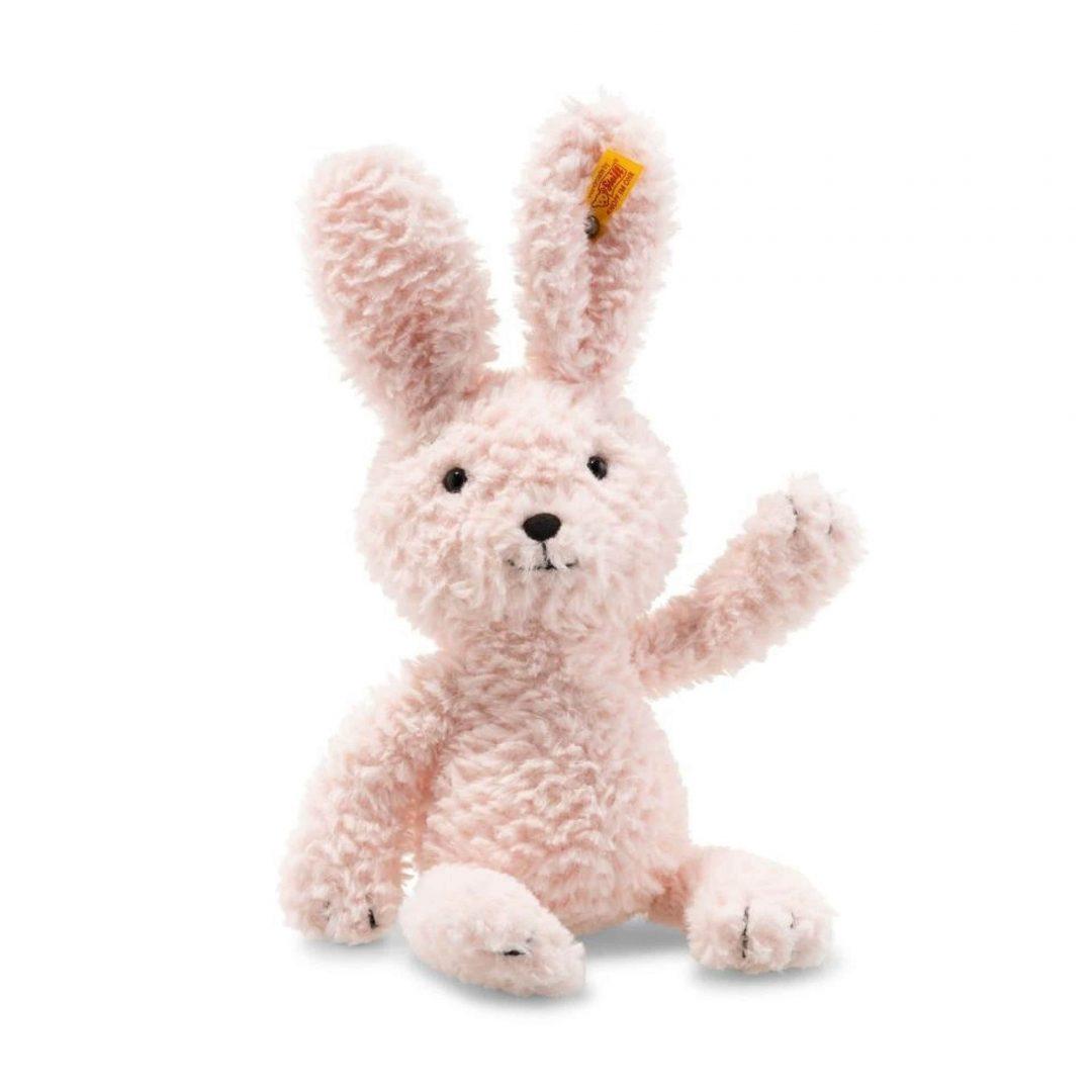 Soft Cuddly Friends Candy Rabbit Steiff Teddy Bear Mary Shortle