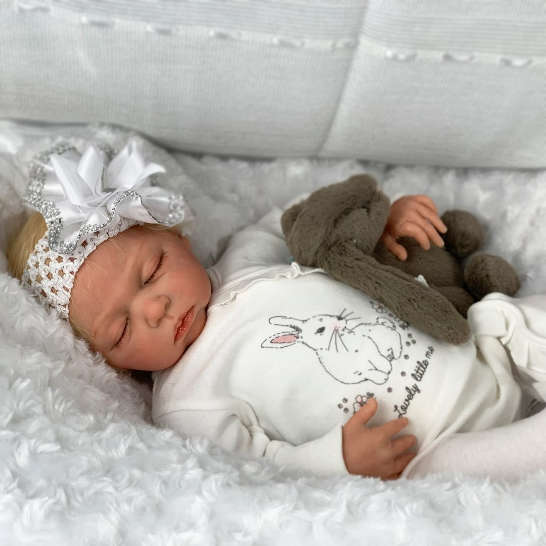 Angel Reborn Baby Mary Shortle
