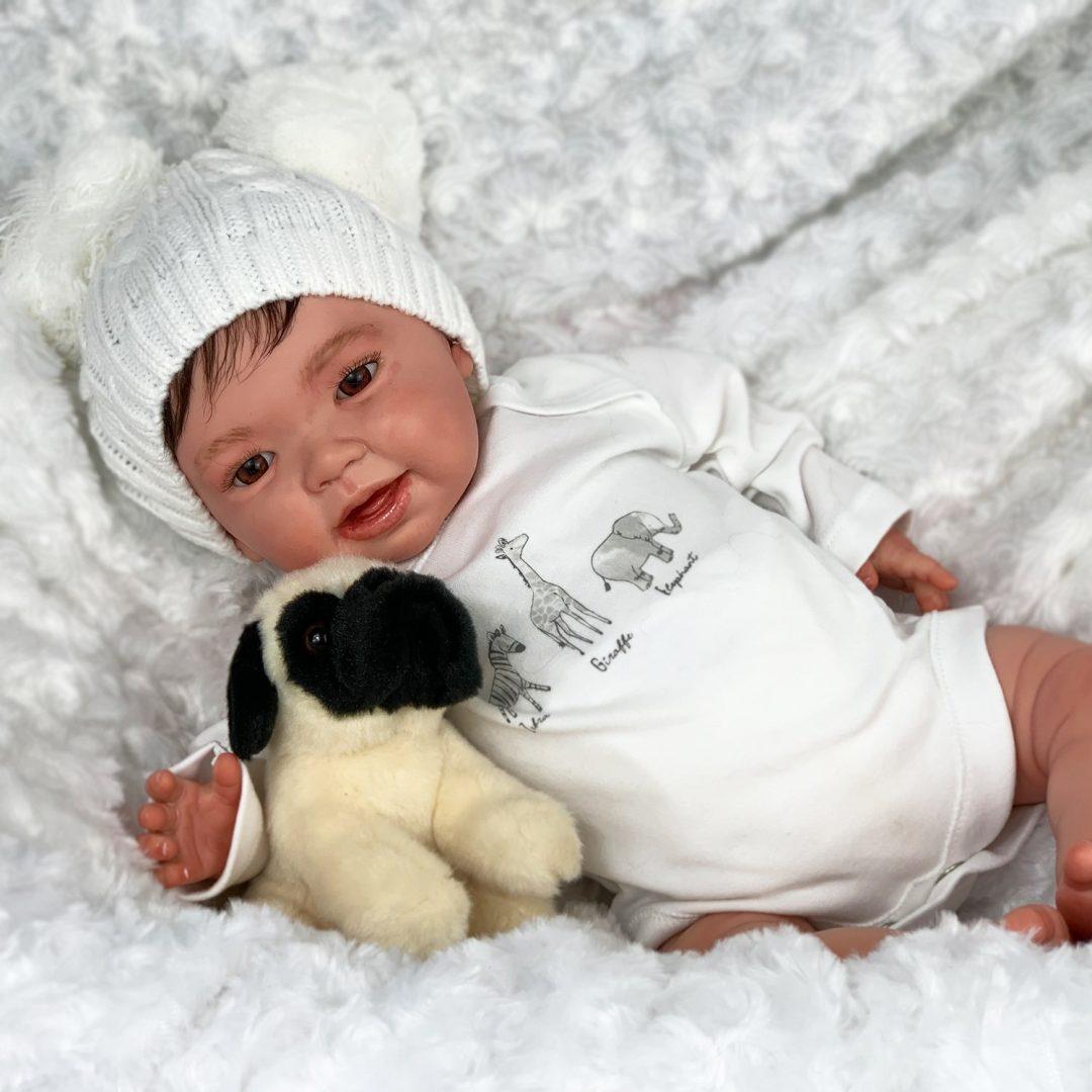 Bradley Reborn Boy Mary Shortle